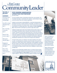 Community Leader, Vol. 08, No. 03 by University of Dayton. Fitz Center for Leadership in Community