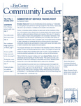 Community Leader, Vol. 09, No. 01 by University of Dayton. Fitz Center for Leadership in Community