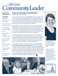 Community Leader, Vol. 09, No. 02 by University of Dayton. Fitz Center for Leadership in Community