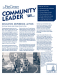 Community Leader, Vol. 10, No. 01 by University of Dayton. Fitz Center for Leadership in Community