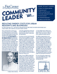 Community Leader, Vol. 10, No. 03 by University of Dayton. Fitz Center for Leadership in Community