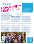 Community Leader, Vol. 12, No. 01 by University of Dayton. Fitz Center for Leadership in Community