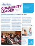 Community Leader, Vol. 13, No. 02 by University of Dayton. Fitz Center for Leadership in Community