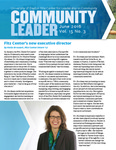 Community Leader, Vol. 15, No. 03 by University of Dayton. Fitz Center for Leadership in Community