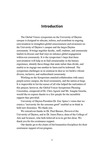 Introduction: Enhancing Global Consciousness on College Campuses and Beyond by Julius A. Amin