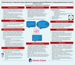 Action Research: A Narrative Inquiry Approach to Addressing Student Retention in Undergraduate Science Courses