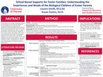 School-Based Support for Foster Families: Understanding the Experiences and Needs of the Biological Children of Foster Parents