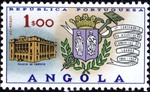 Commerce Building and Arms of Luanda