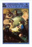 Nativity with God the Father and the Holy Ghost