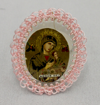Our Lady of Perpetual Help Badge