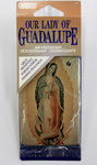 Our Lady of Guadalupe Air Freshener