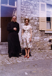 Gilberte and Rev. Joseph Debergh, 1960