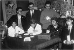 Fernande Voisin and Family, 1965