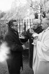 Albert Voisin Receiving Holy Communion, 1966