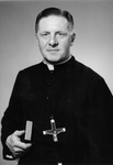 Rev. Joseph Martin Debergh, OMI, founder and first director of the Pro Maria Committee in the United States, 1962
