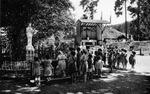 Children Praying in the Garden of Apparitions, circa 1960