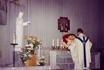 Votive Chapel Altar, 1950
