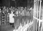 Visionaries During Mass, 1957