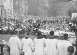 Mass on the 25th Anniversary of the Apparitions at Beauraing, 1957