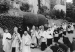 Religious on the Way to Mass, 1958