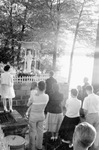 Beauraing Shrine in Massachusetts, 1957