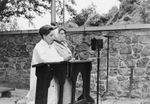 Gilberte and Andree Degeimbre, 1965