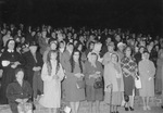 Catholic Prayer Vigil in Beauraing, 1965