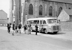 Catholic Pilgrims in Belgium, 1960