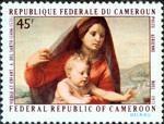 Virgin and Child by Andrea del Sarto (1486-1530)