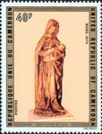 Virgin of Autun by Sculpture – 15th Century