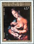 Virgin and child by Luis de Morales (c.1509-1586)