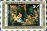 Adoration of the Shepherds by Le Brun (1619-1690)