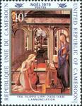 Annunciation by Fra Filippo Lippi (1406-1469)