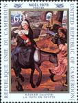 Flight into Egypt by Jan Joest Kalkar (1450/1460-1519)