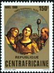 Saint Cecilia with Saints Paul, John the Evangelist, Augustine, and Mary Magdalene