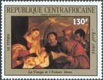 Virgin and Infant Jesus