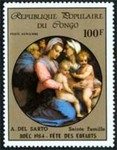 Holy Family by Giovanni Bellini (c.1430-1516)