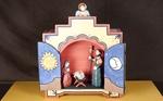 Nativity House by Charlie Carrillo