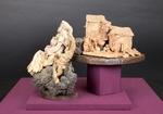 A Lava Nativity by Giusy Toscano