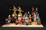 Thosaganth and Rama (Bangkok Dolls) by Tongkorn Chandavimol