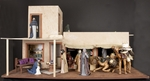 A Doll House Nativity by Cathy Lincoln