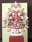 Nativity Tree of Life by Alberto Aparicio Canchari