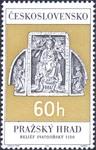Coronation of the Virgin – Altarpiece from St.George's Church – Praga