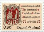 Turku Chapter Seal, 700th anniversary