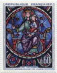 Madonna and Child –Notre-Dame Cathedral – 800th anniversary