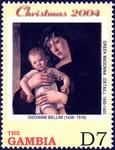 Greek Madonna