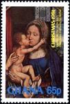 Christ Jesus Embracing his Mother