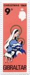 Mary, Jesus and lamb