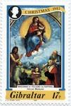 Madonna of Foliogno, vert