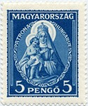 Madonna, Patroness of Hungary